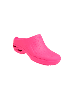 Bloc Zueco Medico sin Tira Color Rosa Talle 36; 1u/Caja
