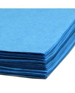 Sterilys Resma de Papel Crepado Azul 1,00m x 1,00m; 125hojas/Caja