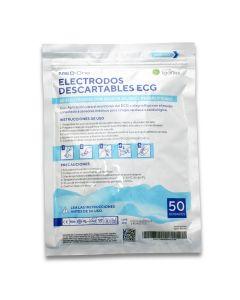 Med-One Electrodos Descartables; Caja/2000u.