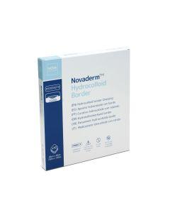 Novaderm Hydrocolloid Border Aposito Hidrocoloide 20cm x 20cm; 10u/Box