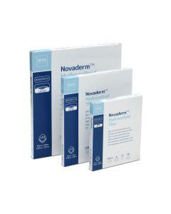 Novaderm Hydrocolloid Thin Aposito Hidrocoloide Fino 10cm x 10cm; 10u/Box