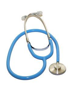 MDF Estetoscopios Clinico Simple; Celeste, 1u/Caja